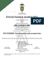 Benavides Lidio Javier