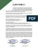 Cubitron II Presentacion