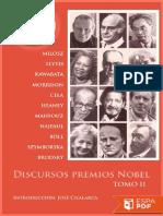 Discursos Premios Nobel - Jose Chalarca