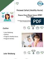 HPMI Healthy Nurse