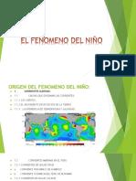 El Fenomeno Del Niño Diapositiva