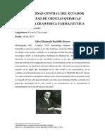 Trabajo de Ciencia y Sociedad Autores