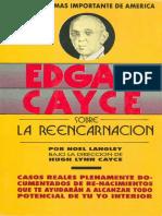 Cayce Edgar - Sobre La Reencarnacion.pdf