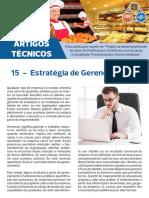 Artigo Técnico 15 - Estratégia de Gerenciamento