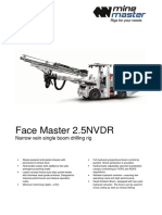 Ulotka Face Master 2.5NVDR