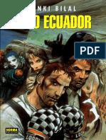 Enki Bilal - Frío Ecuador.pdf