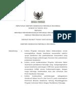 PMK No.39 Ttg PIS PK Keluarga Sehat