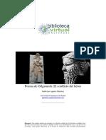 El Poema de Gilgamesh
