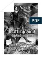 BattleGround Rulebook