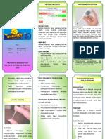 Leaflet Wulandari Metode Kalender, Suhu Basal, Lendir Serviks Sim to Thermal