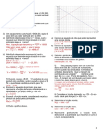 Lista de Revisão - matemática