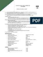 Manual Utilizare FS5200P_ro