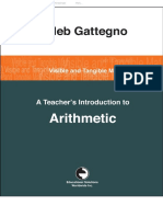 A Teacher's Introduction to Arithmetic