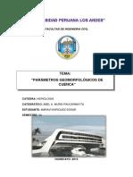 capituloihidrologiaparametrosgeomorfologicosdelacuenca-121006104553-phpapp02