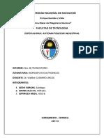 Info Lab Transistores 06-12-17