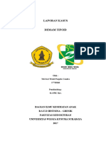Revisi Laporan Kasus_demam Tifoid Titi