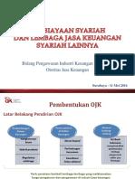 Overview IKNB Syariah 2016