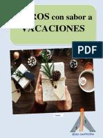 Libros Con Sabor Vacaciones