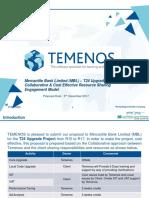 MBL T24 Upgrade Project Proposal 20171203 v9