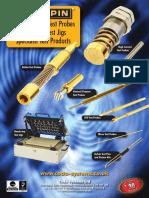 Pogo Pin Brochure