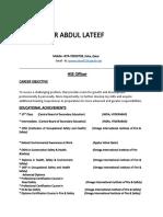 Sameer Abdul Lateef.resume