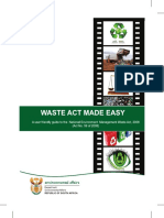 Waste Act Made Easy