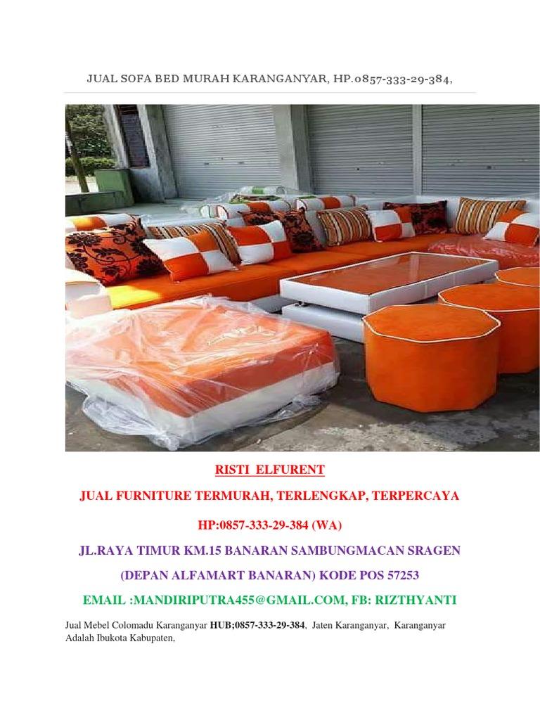 Enjoyable Jual Sofa Bed Murah Di Karanganyar Hp 085733329384 Spiritservingveterans Wood Chair Design Ideas Spiritservingveteransorg