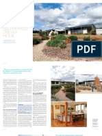 25737711 Sanctuary Magazine Issue 10 Building Your Sustainable Dream Home Green Home Feature Article
