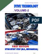 Htun Myint Htay - 1670 Automotive Technology (Volume-2) 1st Edition (17 Jun 2017)PDF