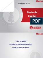 11U11-12 Costo de Capital ( P. Boza).pdf