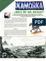 Perils of Da Desert