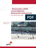 Illustrative Ifrs Consolidated Financial Statements