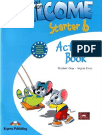 Welcome Starter Activity Book B
