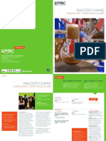 10 Master Chimie Hasenknopf 2010