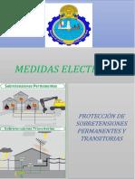 Proteccion de sobretensiones