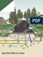 Street Cross Section