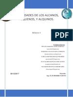 Propiedades de Los Alcanos Caratula