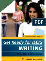 Get Ready for IELTS Writing Pre-Intermediate A2+