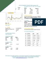 Market Update 20th December 2017