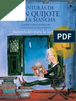 Actividades Generales Quijote