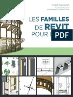 Les Familles de REVIT Pour Le BIM 2017