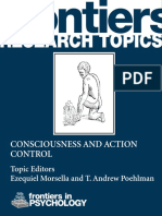 Consciousness and Action Control