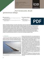 Rio Grande Breakwater