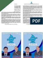 Agua Doctrina 2017