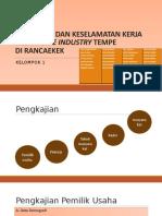 presentasi Laporan Hasil Pengkajian Kesja Pabrik Tempe.pptx