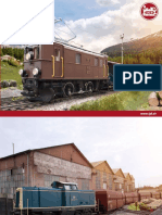 LGB Trains Catalog 2016