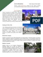 Matices europeos en Latinoamérica