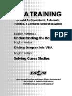 Modul VBA Training LSCM ITS