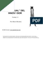 ManualdelinnovadorporMarioMorales-Queiroinnovar