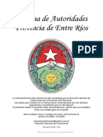 Nomina autoridades proviinciales